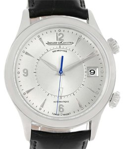 Jaeger-LeCoultre Jaeger Lecoultre Master Memovox Silver Dial Watch 174.8.96 Q1418430
