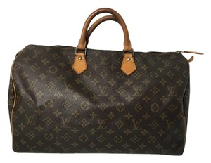 Louis Vuitton Speedy 40 Speedy Neverfull Satchel