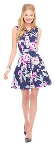 Lilly Pulitzer Clove Fit And Flare Dress