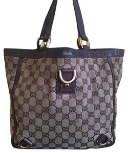 Gucci Gg Tote in gucci Monogram brown