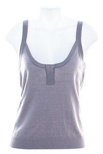 Carolina Herrera Top Gray