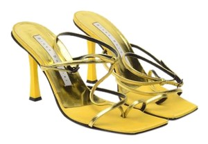 Diego Dolcini Yellow Sandals