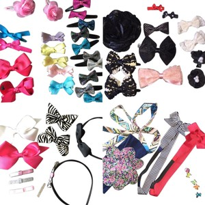 Claire's Bows, Clips And More!