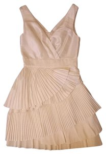 Max and Cleo Pleated Dress