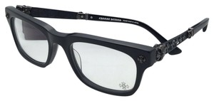 Chrome Hearts CHROME HEARTS Eyeglasses INSTABONE II MBK 52-20 Matte Black Frames