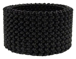 Mad's Boutique Vicenza Black Ring Wide