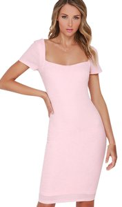 Lulu*s Wedding Guest Feminine Short Sleeves Dress