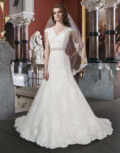 Justin Alexander 8703 Wedding Dress