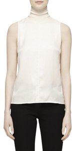 Rag & Bone & White Cream Singer Top Ivory