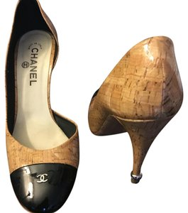 Chanel Pump Beige Pumps