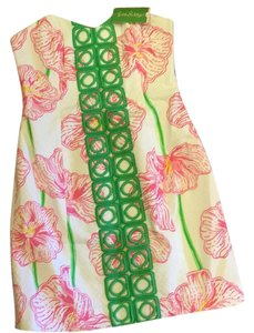 Lilly Pulitzer short dress Clover Cup on Tradesy