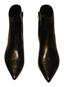 Pedro Garcia Detail Made In Spain Black Boots
