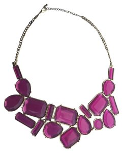 H&M Crystal Statement Necklace
