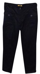 Catherine Malandrino Straight Pants Black