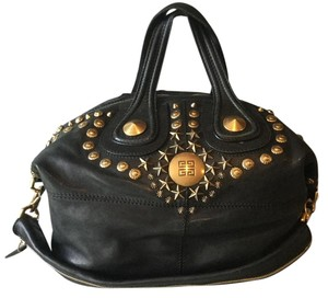 Givenchy Satchel in Black and Gold