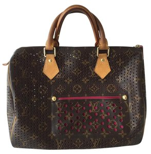Louis Vuitton Monogram Tote in Monogramed
