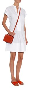 Vince short dress White on Tradesy
