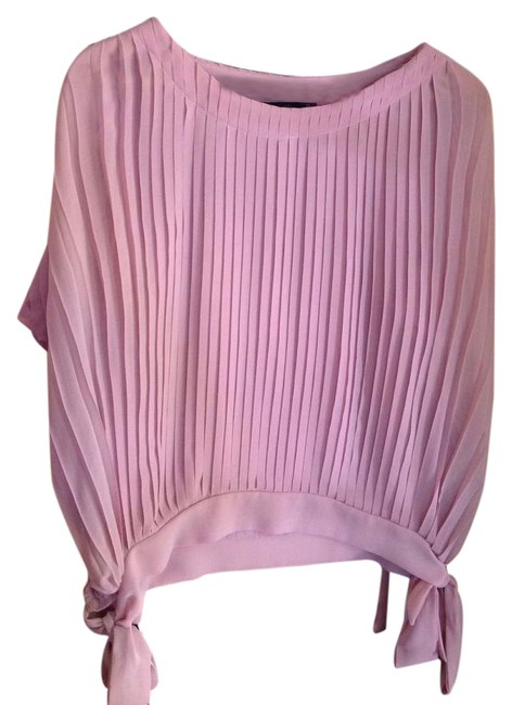 Preload https://item3.tradesy.com/images/pink-dolman-sleeve-blouse-size-4-s-18802567-0-1.jpg?width=400&height=650