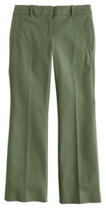 J.Crew Capri/Cropped Pants Fern Green