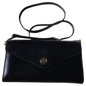 Tory Burch Wallet Great For Traveling Saffiano Leather Cross Body Bag