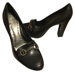BCBGeneration Black/Silver Pumps