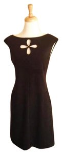 Muse Cut-out Knit Casual Dress