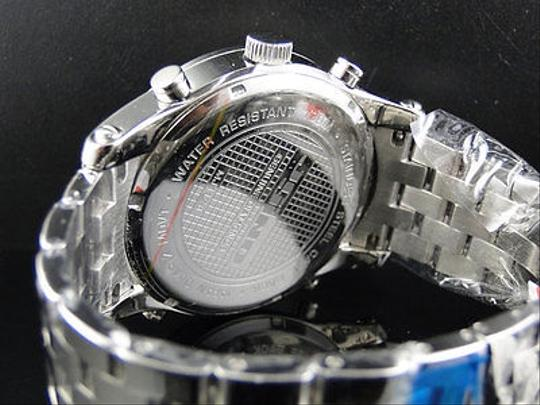 Other Mens 51 Mm Jojinojoe Rodeo Aqua Master Zone Metal Band Diamond Watch Mj-1178 Image 1