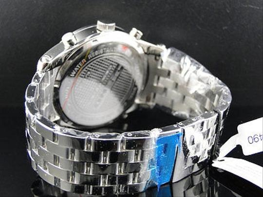Other Mens 51 Mm Jojinojoe Rodeo Aqua Master Zone Metal Band Diamond Watch Mj-1178 Image 2