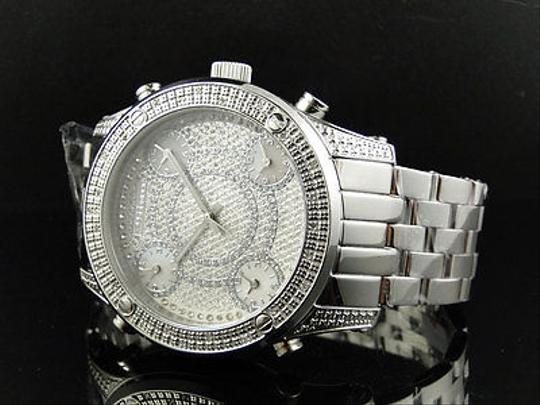 Other Mens 51 Mm Jojinojoe Rodeo Aqua Master Zone Metal Band Diamond Watch Mj-1178 Image 5