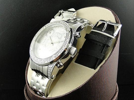 Other Mens 51 Mm Jojinojoe Rodeo Aqua Master Zone Metal Band Diamond Watch Mj-1178 Image 6
