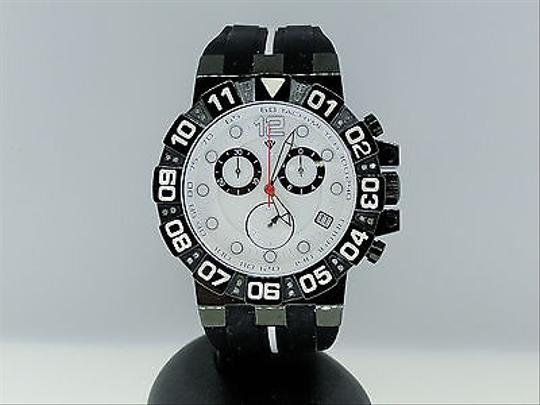 Other Mens Aqua Master Jojo Jojino Joe Rodeo Diamond Watch Mm W338-117-6