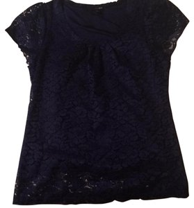 East 5th Essentials Top Navy blue