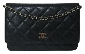 Chanel Classic Flap Woc Cross Body Bag