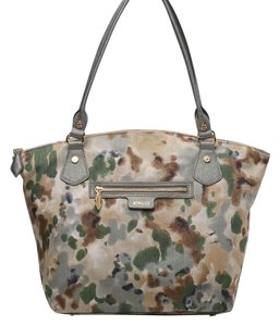 MZ Wallace Tote in FOREST TWILL