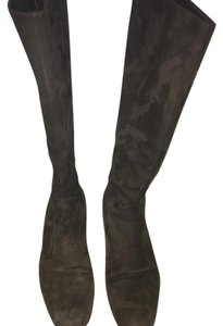 Barneys New York Brown suede Boots