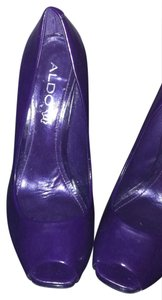 ALDO purple Pumps