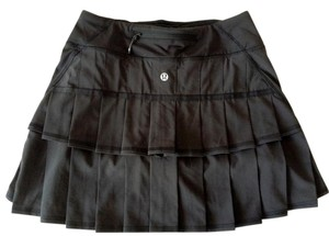 Lululemon Mini Skirt Black