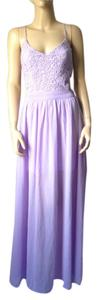 Purple Maxi Dress by Dainty Hooligan