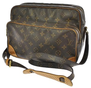 Louis Vuitton Vuitton Vuitton Cross Body Vuitton Messenger brown monogram Messenger Bag