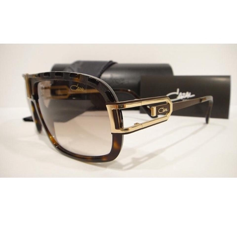 4064babbc4a Cazal CAZAL 8014 SUNGLASSES BROWN GOLD (003) AUTHENTIC NEW Image 4. 12345