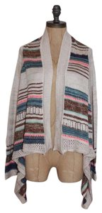Other Open Front Draped Cardigan