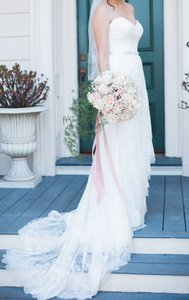 Martina Liana 608 Wedding Dress