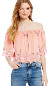 Buffalo David Bitton Top Dusty pink