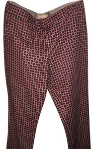 Banana Republic Trouser Pants Red, White & Blue