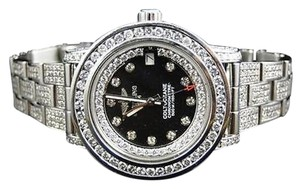 Breitling Ladies Custom Aeromarine Colt Diamond Watch A77387 13.5 Ct