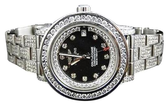 Preload https://img-static.tradesy.com/item/1881167/breitling-stainless-steel-ladies-custom-aeromarine-colt-diamond-a77387-135-ct-watch-0-1-540-540.jpg