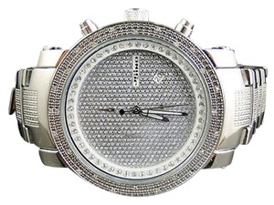 Other Mens Jojinojoe Rodeo Aqua Master Metal Band 25 Diamond Watch Mj-1105
