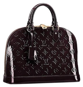 Louis Vuitton Satchel in Amarante