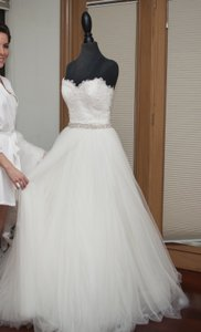 Rosa Clar Rama Wedding Dress