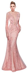MNM Couture Evening Gown Evening Laced Elegant Dress